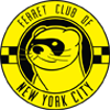 Ferret Club of New York City logo